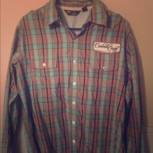 Other - Cookout County Button Down Shirt